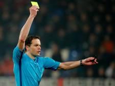 Arbiter Martens heeft leiding over PEC Zwolle-De Graafschap
