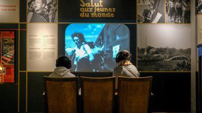 Jongeren krijgen eigen tentoonstelling in Huis van Europese geschiedenis
