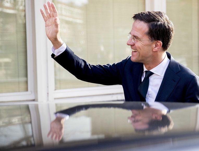 Huidig premier Mark Rutte. Op weg naar een nieuwe ambtstermijn?