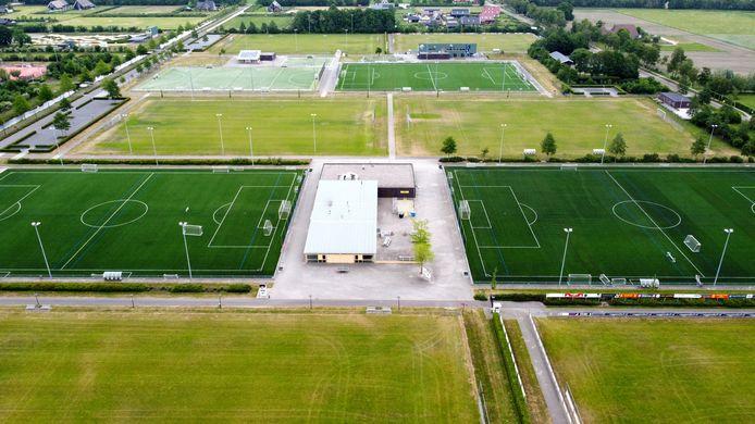 Sportpark Westbroek in Ommen.