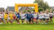 459 deelnemers voor de veldloop