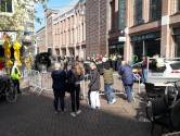 Medewerkers granaatcafé Bruut doen mee aan horeca-oefening politie Zwolle