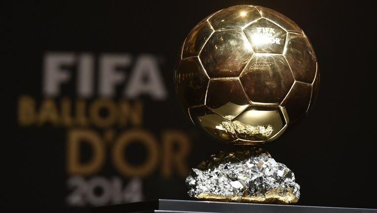 De FIFA Gouden Bal, 'Ballon d'Or' 2014 Beeld afp