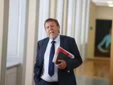 """Siegfried Bracke appelle à de nouvelles élections """"le plus vite possible"""""""