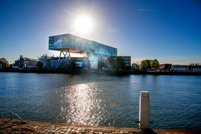 De huidige hoofdvestiging van Unilever in Rotterdam