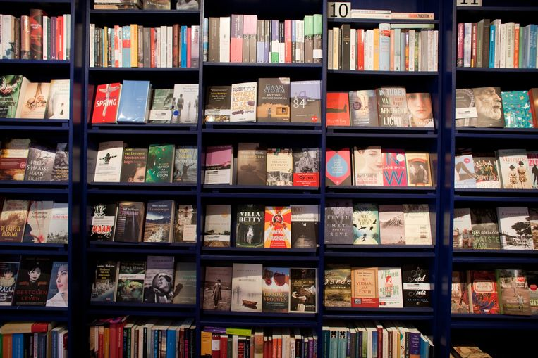 De Nieuwe Boekhandel heeft ieder wat wils. Beeld Rink Hof