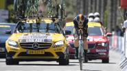 Tour voorbij voor Wout van Aert na zware crash in tijdrit: landgenoot geopereerd in ziekenhuis