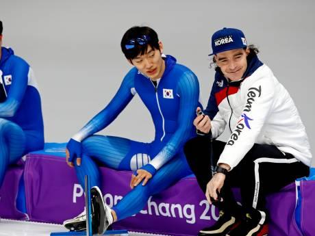 Bob de Jong stopt als schaatscoach van Zuid-Korea