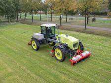 Wageninger brengt de  elektrische tractor naar de boerenwereld