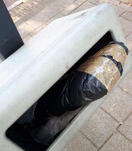 Verdacht pakketje tramhalte Scheveningen blijkt afval te zijn
