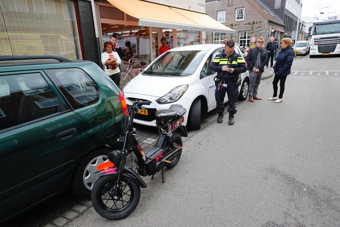 Vrouw zwaargewond op Schootsestraat in Eindhoven