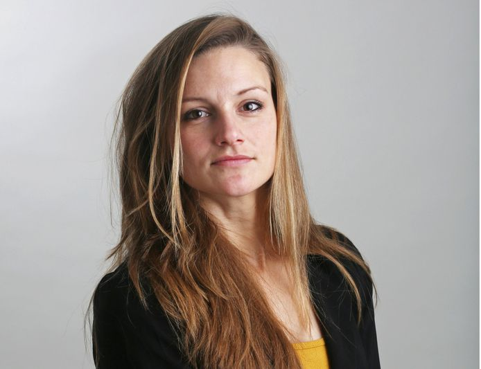 Anouk Mentink Columnist en verslaggeefster AD Haagsche Courant