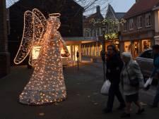 Spectaculair verlichte kerstfiguren brengen Sluis in kerstsfeer