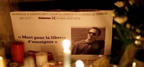Franse justitie vervolgt man voor 'liken' foto vermoorde leraar