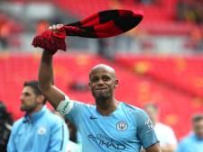 Kompany neemt na elf jaar afscheid van Manchester City