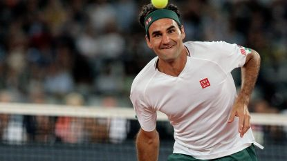 Knieblessure zorgt voor gevolgen: Federer valt na 904 weken bij de eerste tien mogelijk nog eens uit de top van de ATP-ranking