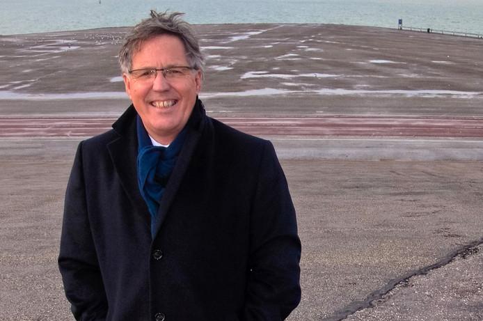 Burgemeester Gerard Rabelink van de gemeente Schouwen-Duiveland