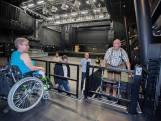 Bloed, zweet en tranen: Poppodium 013 heeft na 2 jaar het gedroomde rolstoel-podium