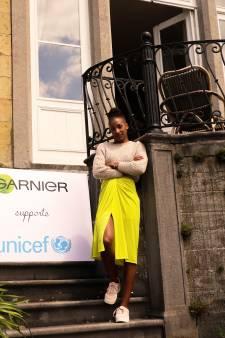 """Nafi Thiam et Garnier Belgique soutiennent l'UNICEF: """"Il faut mettre un terme au cercle vicieux de pauvreté"""""""