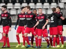 FC Twente kan drietal eerste divisieclubs evenaren