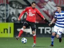 Helmond Sport strijdend ten onder in vermakelijk duel met De Graafschap