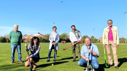 """Hockeyclub Artemis krijgt eigen kunstgrasveld aan multifunctioneel terrein: """"Komend seizoen spelen we sowieso op ons nieuwe veld"""""""