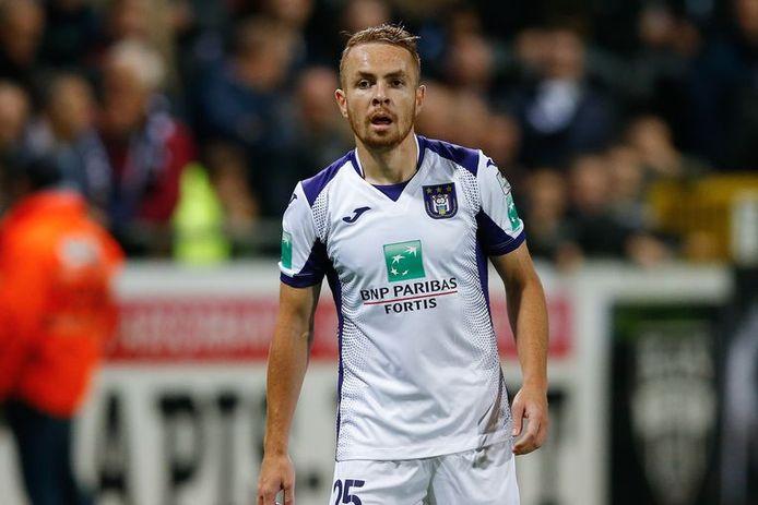 Adrien Trebel (Anderlecht) gagne 3 millions d'euros brut par an