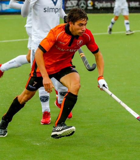 Hockeyers Oranje-Rood verliezen thuis van Pinoké