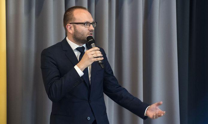 De schatkistbewaker van Berkelland: VVD-wethouder Gerjan Teselink van financiën