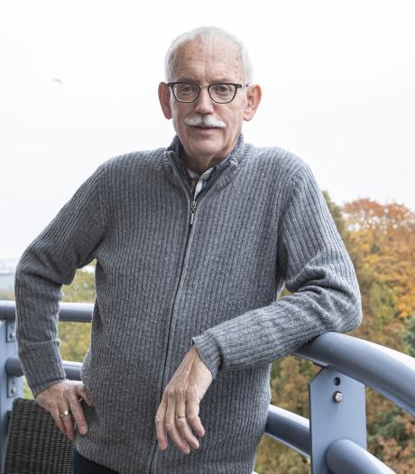 Gerrit woont in Almelo met uitzicht op Nijreesbos: 'Herfst was nog nooit zo mooi'