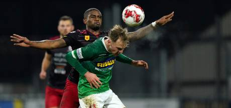 Samenvatting   FC Dordrecht - Excelsior