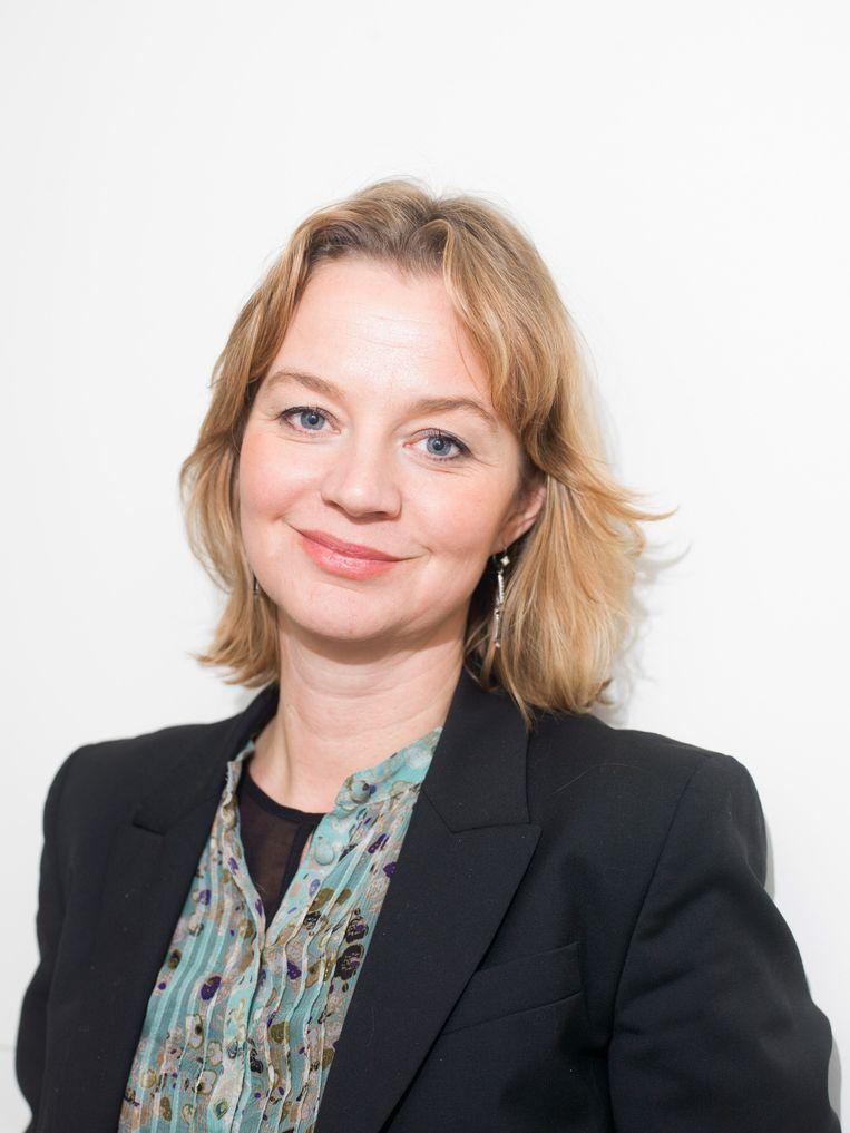 Daniela Hooghiemstra interviewt vrouwen van divers pluimage. Beeld Ivo van der Bent