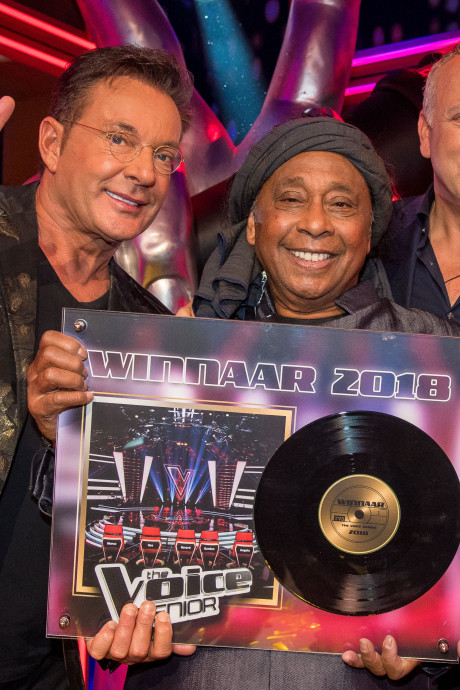 The Voice Senior-winnaar Jimi Bellmartin zondag gehuldigd in Vught
