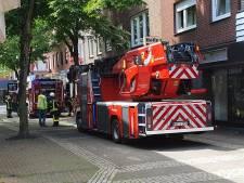 Bewoner valt in slaap, brandweer rukt uit voor rook van verbrand eten