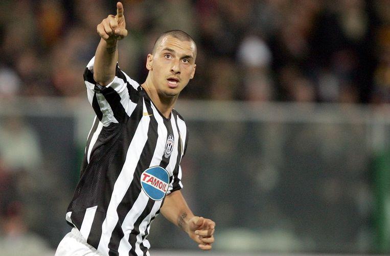 Juventus plukte de goalgetter weg bij Ajax.