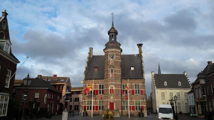 Stadhuis Gennep.