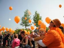Ballonnen oplaten met Koningsdag? Vergeet het maar