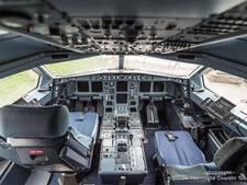 Kijk rond in de Airbus die in Twente wordt ontmanteld