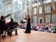 Amateurs mogen in oktober gratis optreden in Prinsenhof
