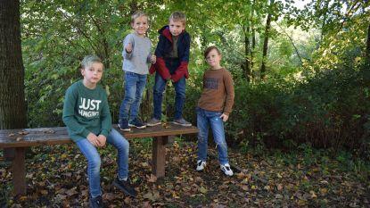 Plotwending op Overslag: sluikstort blijkt kamp van kinderen uit de buurt