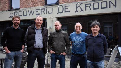 Brouwerij De Kroon viert vijfde verjaardag met koers