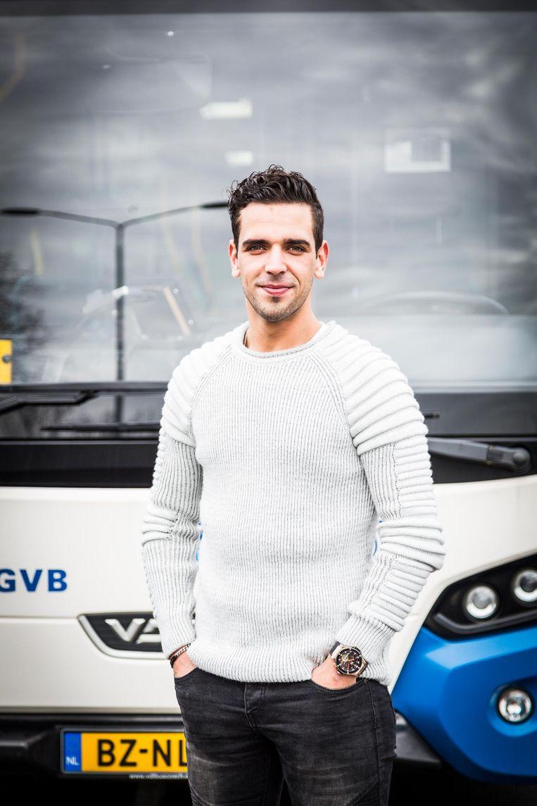 Achraf Abouri (24) Beeld Tammy van Nerum