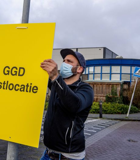 Illegale handel in privégegevens uit coronasystemen, twee GGD-medewerkers opgepakt