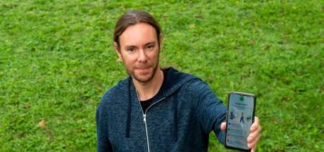 Wouter (38) uit Deventer stond aan de wieg van de corona-app (die nu op 3 miljoen telefoons staat)