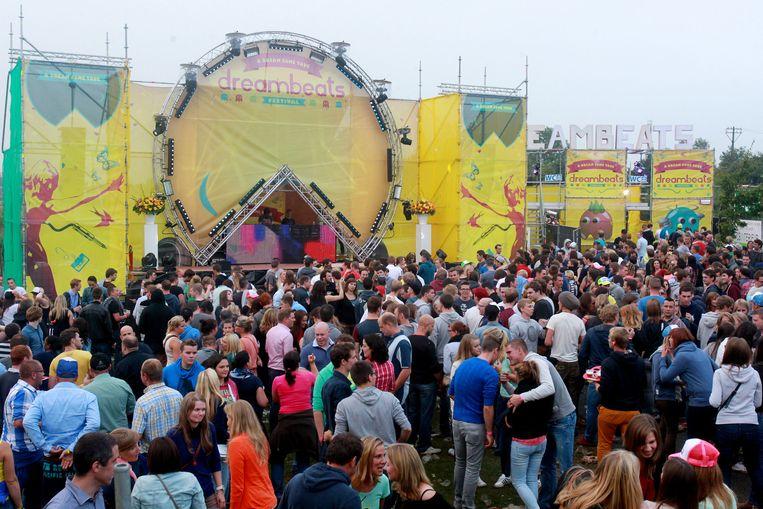 De eerste editie van Dreambeats in 2014 lokte veel volk.