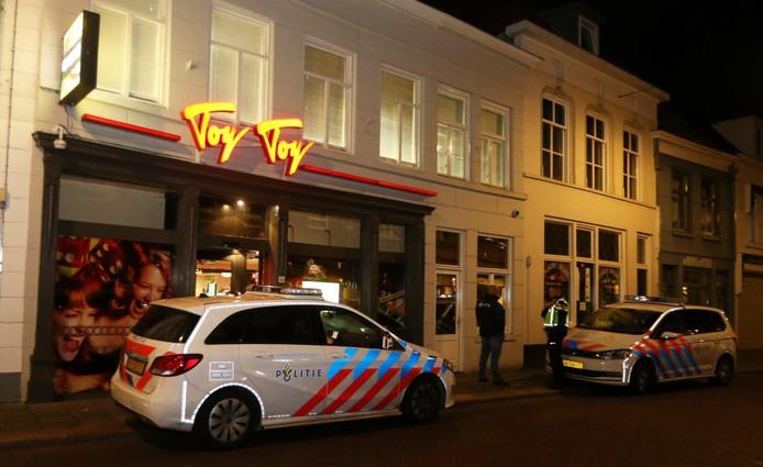 Overval op casino in Den Bosch.