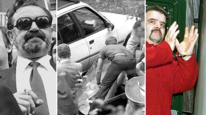 Voortvluchtige mededader van moord uit 1991 op PS-kopstuk André Cools opgepakt in Italië