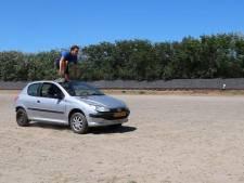 Laatste ritje komt Zeeuwse stuntman duur te staan: 1000 euro aan boetes