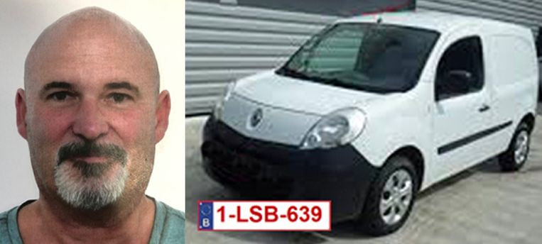 Vermist sinds maandagnamiddag 4 november 2019: Xavier De Snoeck (53) uit Waregem.