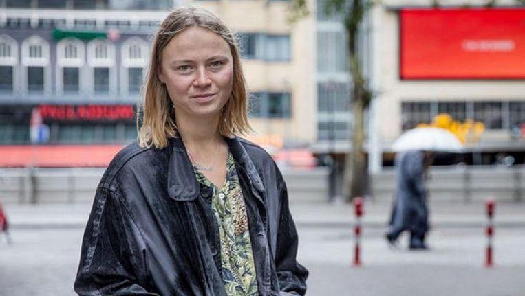 Geerte Piening vecht morgen voor de rechter in Amsterdam haar wildplasboete aan.